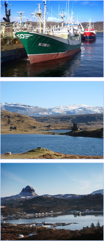 Lochinver-area